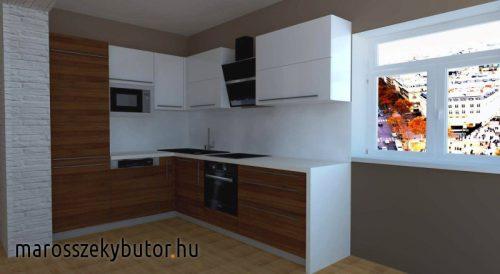 Marosszéky Bútor 3D Látványterv 1